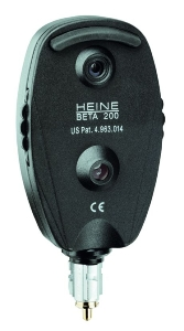 TETE D'OPHTALMOSCOPE BETA 200 3.5 V HEINE