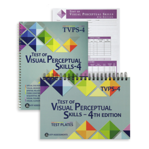 TVPS : Test of Visual Perceptual Skills (4th edition)